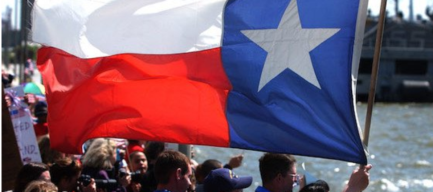 Texas Just Gave Obama the Middle Finger in a MAJOR Way… WOW