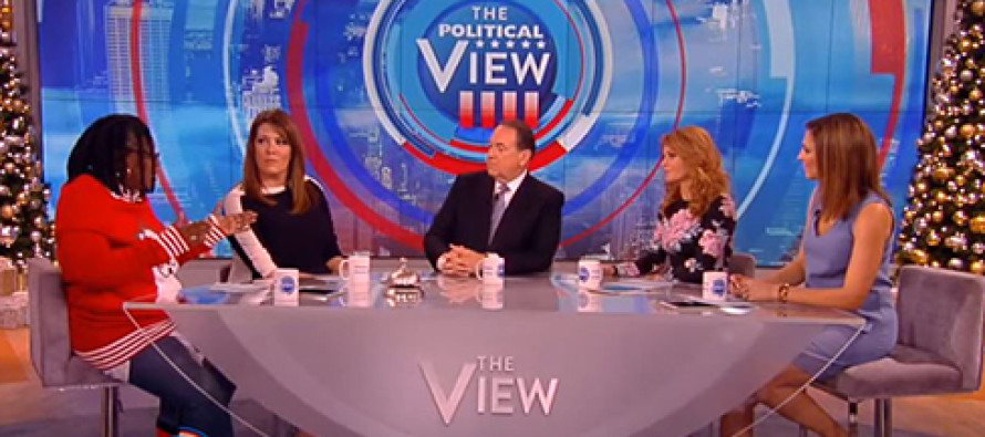Watch Mike Huckabee SHRED the Idiotic Hosts of 'The View'
