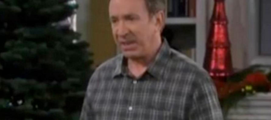 Tim Allen Goes on Live TV, BLASTS Obama