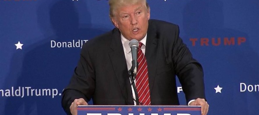 Outrage After Trump Says THIS – Could This End His Campaign?