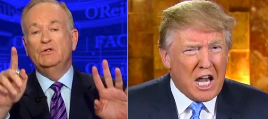 Bill O'Reilly Sides With OBAMA – Tells Trump Not to 'Offend' Muslims [VIDEO]