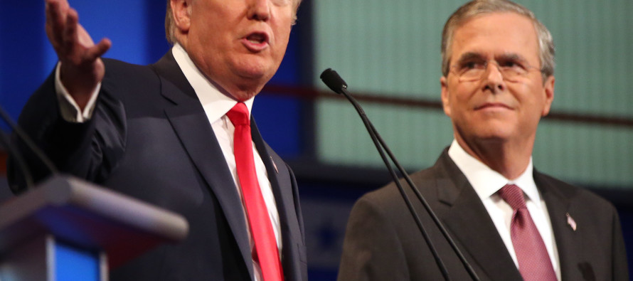 Jeb Threatens to Support Hillary