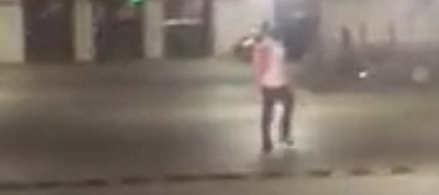 VIDEO: Friends Stunned As 'Really Cool' Student Goes On Ax Rampage & Gets Shot Dead By Campus Cop