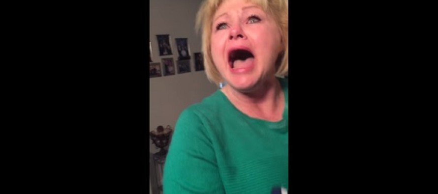 Watch Grandma's Priceless Reaction To The Ultimate Adoption Surprise
