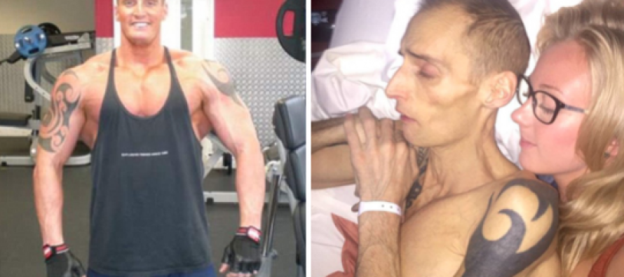 Bodybuilder Who Ate 10,000 Calories a Day Wastes Away, Dies Of Steroid Abuse