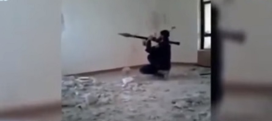 ISIS Fighter Accidentally Blows Himself Up With Rocket Launcher