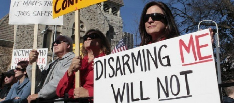 It's Time For Companies To Boycott 2nd Amendment Supporting States Or Something