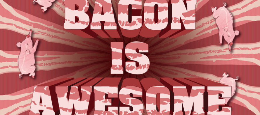 How To: Machine Gun Bacon With Sen. TED CRUZ
