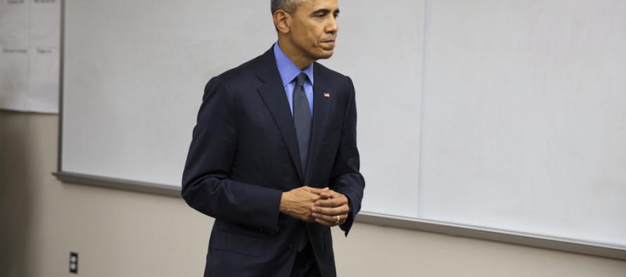REVEALED: The Disturbing Thing Obama Did During San Bernardino Photo-Op