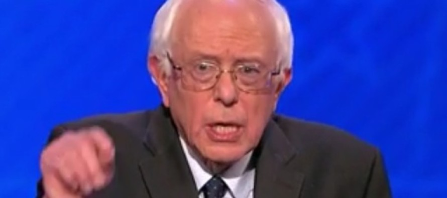 Bernie Sanders Wants You To Call 911 If You See Someone Bring A Gun Into Their House