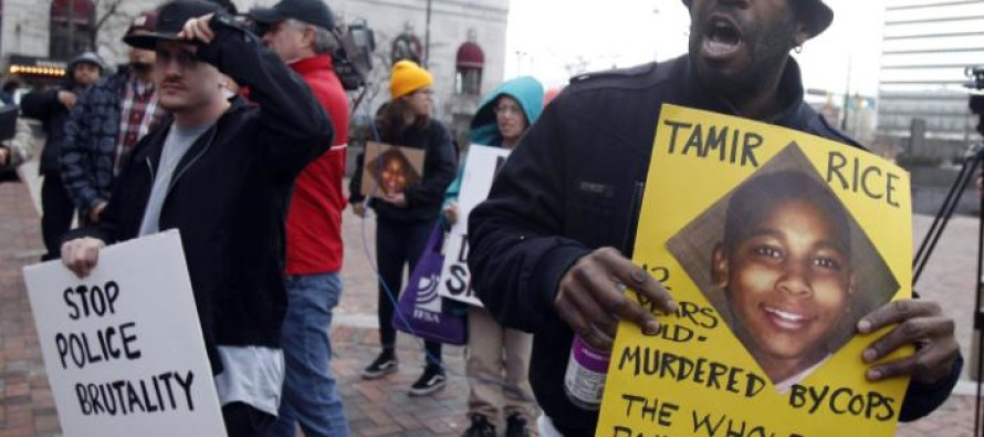 BREAKING: Grand Jury Decides Fate of Officer Who Shot Tamir Rice