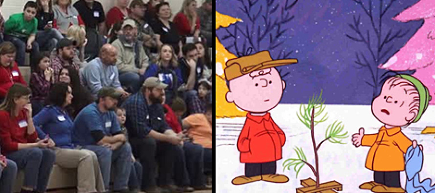 School Bans Bible Verses From 'A Charlie Brown Christmas,' These Parents Make Them Regret It
