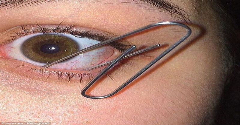 eye paperclip