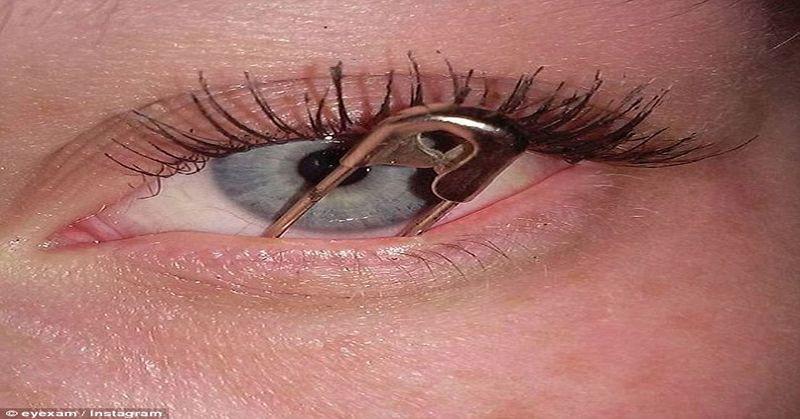 eye safety pin