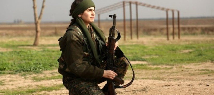 Christian Female Fighters Take On ISIS In Syria [Read]