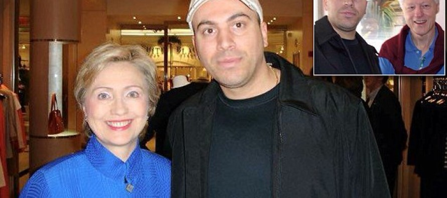 EXCLUSIVE: Hillary Met With Mafia Heir Who Offered Something She Couldn't Refuse