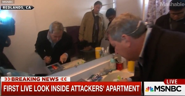 inside terrorist apartment san bernardino