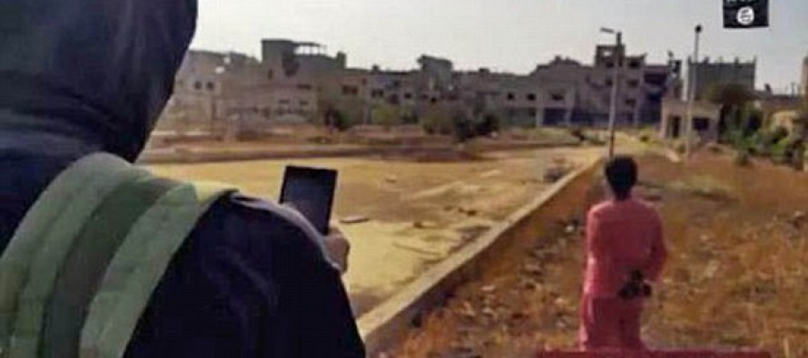 ISIS Releases Video Where They Execute Two Victims By Cell-Phone Operated Bomb