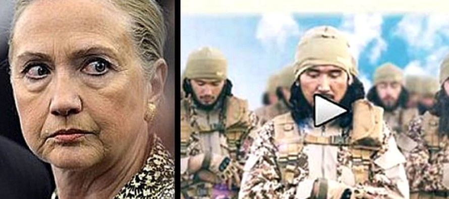 SHOCKING VIDEO: Hillary Lied About Who ISIS is REALLY Using In Recruitment Videos [Watch]