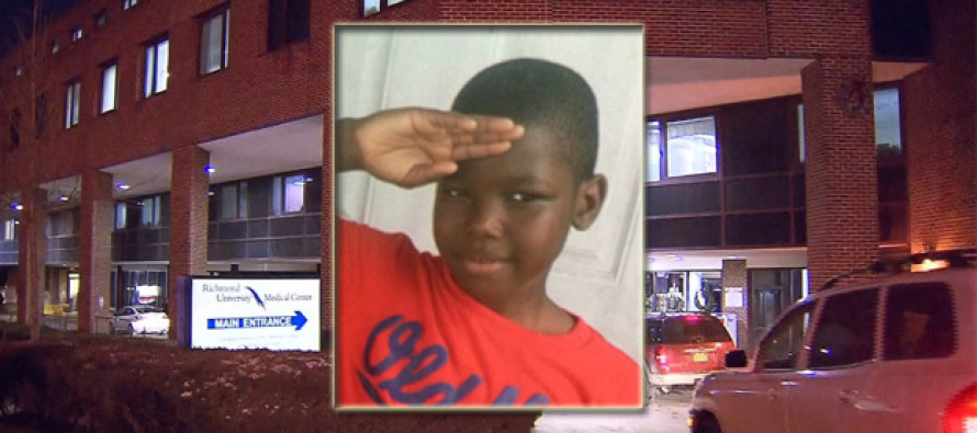 Nine-Year-Old Stabbed, But the Feds Won't Cooperate Because the Suspect Is…
