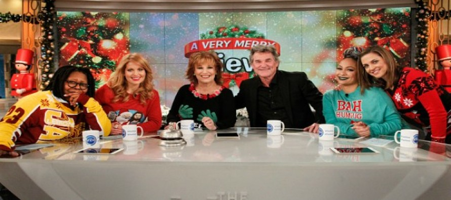 "NAILED IT! Kurt Russell Breaks Down Gun Control On ""THE VIEW"", They Listened!"