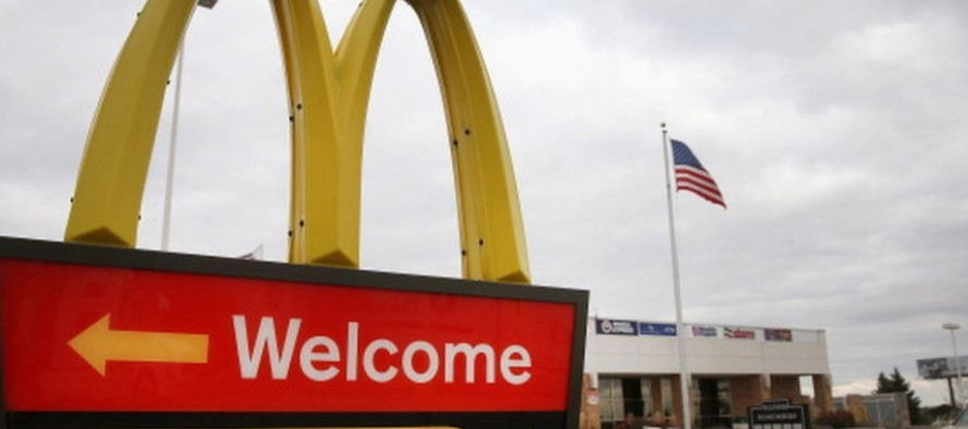See Why This McDonald's Display Has Liberals Across the Nation PISSED