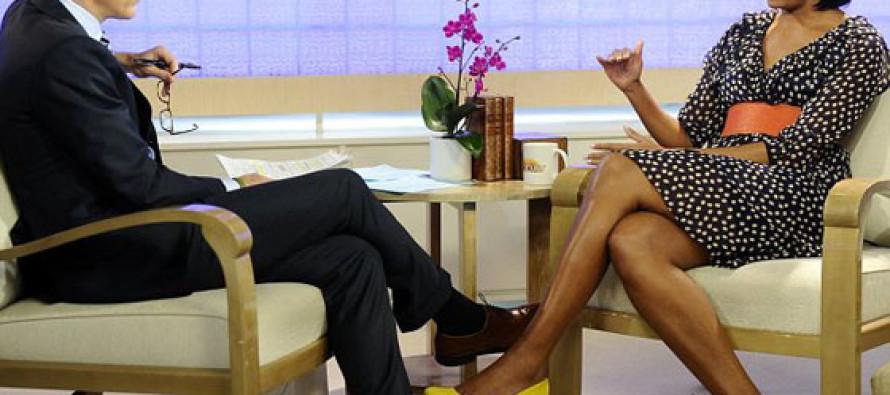 Respected Black TV Host SHREDS Michelle Obama [VIDEO]