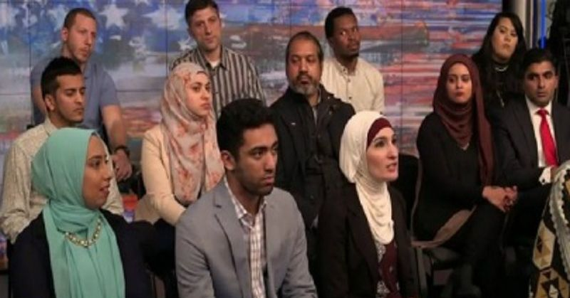 muslims focus group