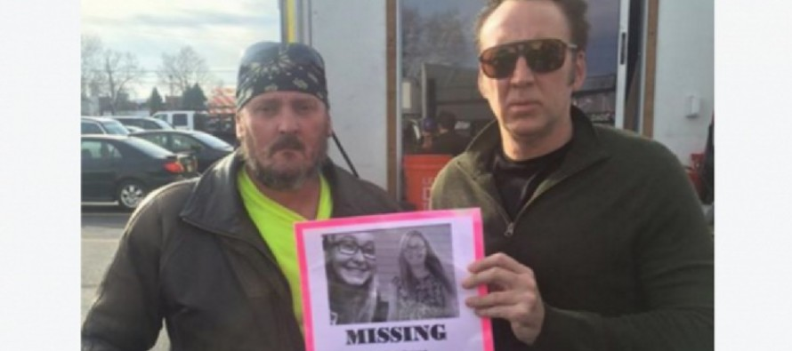 Nicolas Cage Helped A Man Find His Daughter — And Her Fate Was Terrifying