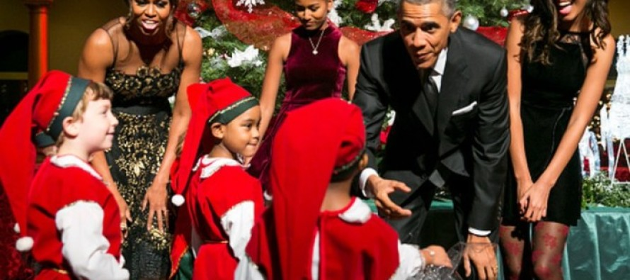 Obama Discusses the 'True Meaning of Christmas'… Forgets Something MAJOR
