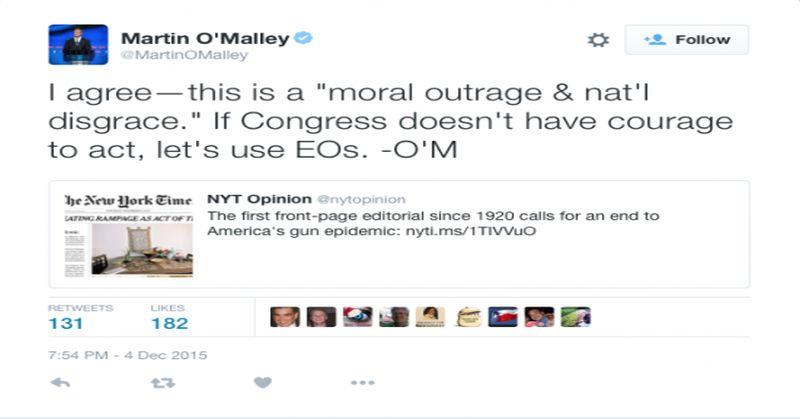 omalley tweet