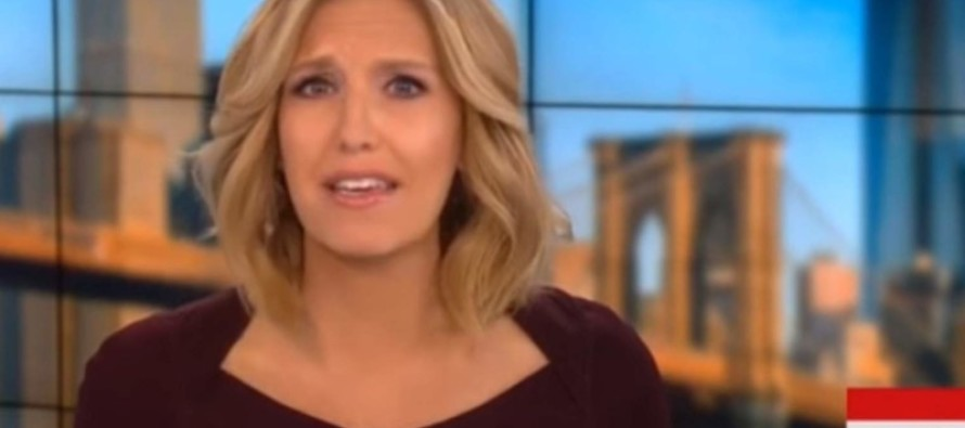 CNN Anchor Started Slurring Her Words on Live TV… Then THIS Happened