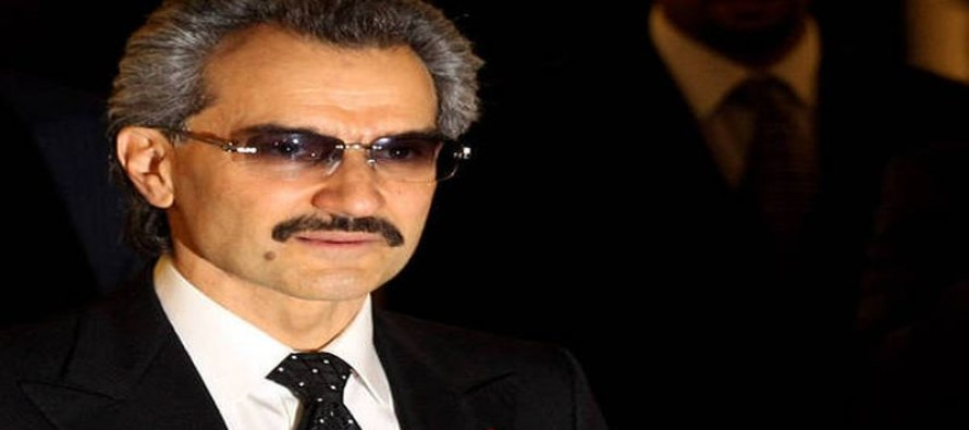 Saudi Prince Who Bashed Donald Trump Is Big Clinton Foundation Donor & Enjoys Dwarf Tossing
