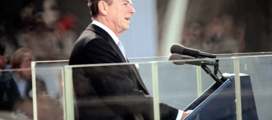 It times of crisis and tumult, let's remember a great moment in American history – Ronald Reagan's 1st Inaugural address