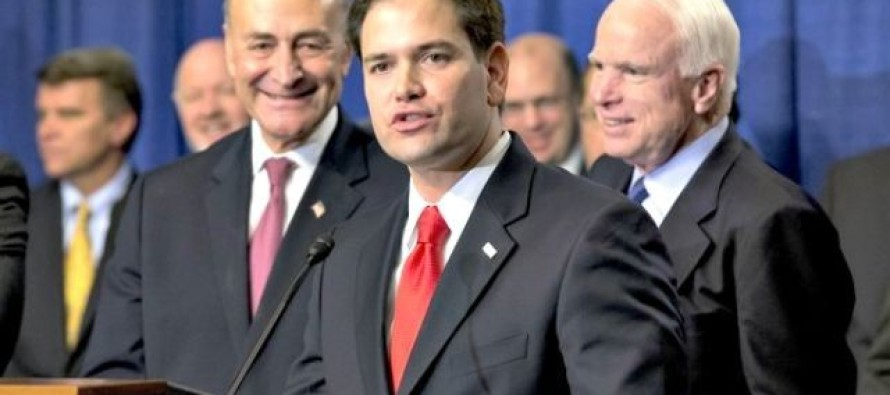 The Ugly Truth About Marco Rubio And His Gang-of-Eight Amnesty Bill