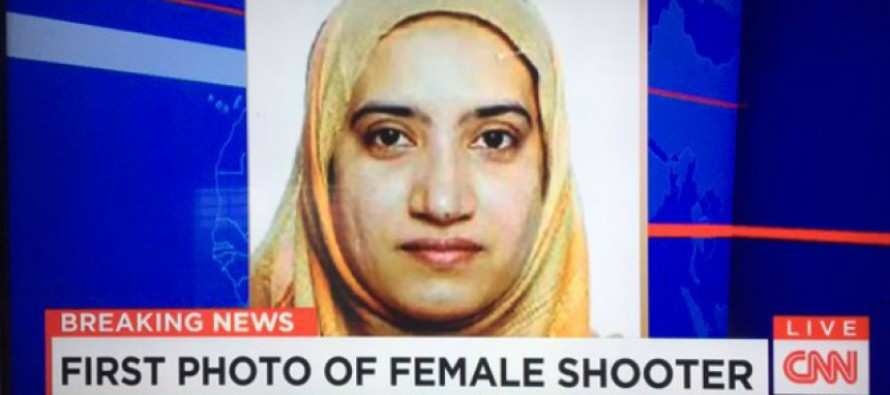 Islamic Terrorist Shown On TV without Her Burka, Look Who FREAKED OUT!!
