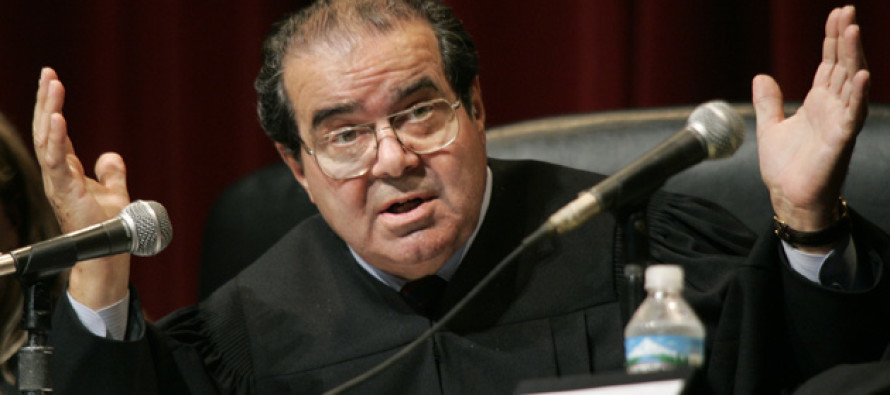 BREAKING: Liberals Outraged After Justice Scalia Says THIS About Black Students