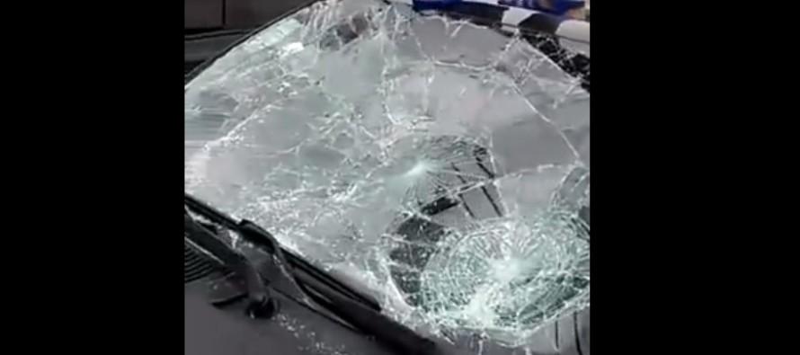 VIDEO: Scorned Wife Gets Last Word, DESTROYS Cheating Husband's Beloved Car