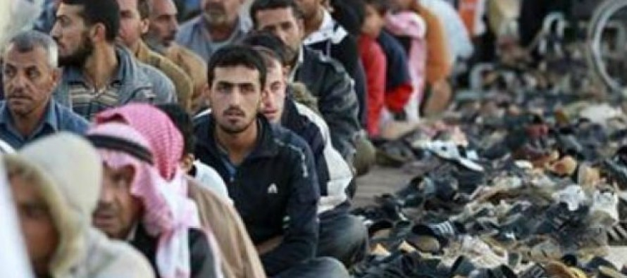 Are Syrian Refugees Bringing Flesh-Eating Disease Into the U.S.?