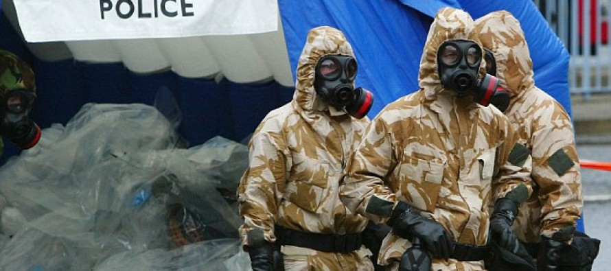 Gov't Report: ISIS has already smuggled CHEMICAL & BIOLOGICAL WEAPONS inside Europe's borders