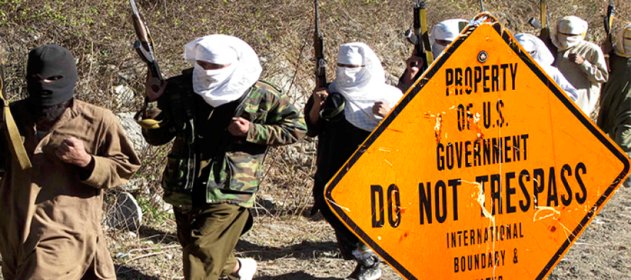 HORRIFYING DISCOVERY: Terrorists Can EASILY Enter the U.S. From Southern Border… Here's Proof!