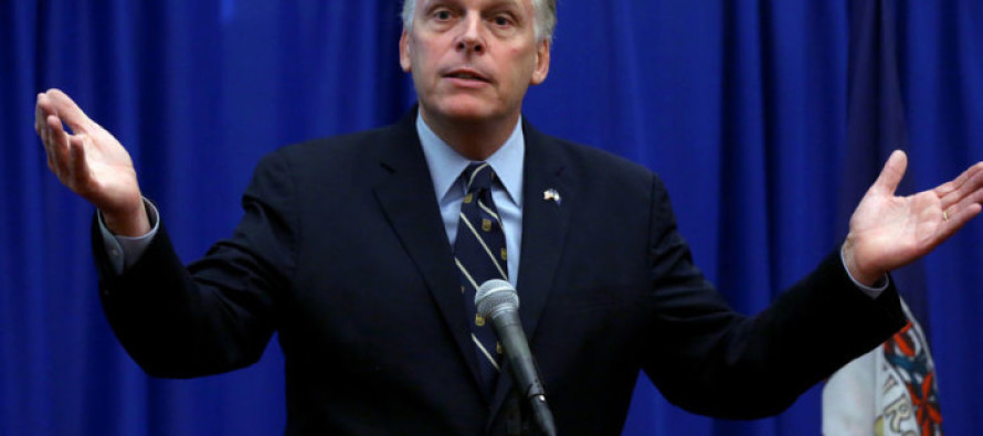 Va. GOP May Strip Dem Governor of Armed Protective Detail Over Revocation of Concealed Carry Reciprocity