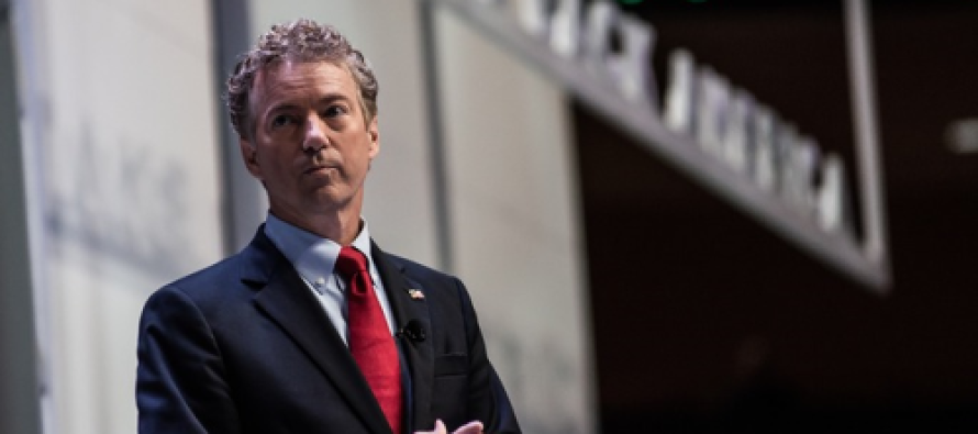 Rand Paul Says If This Happens Next Week, He's Ending His Campaign