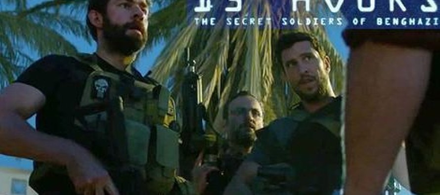 VIDEO: Benghazi Victim's Mother SCREAMED This Out After Watching '13 Hours'
