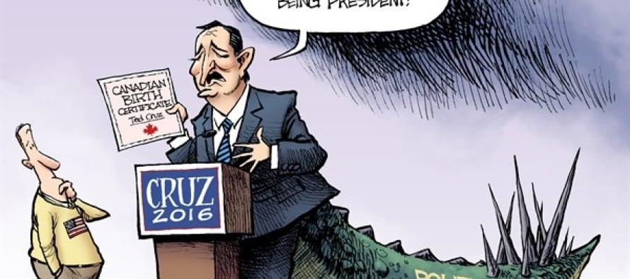 Natural Born Cruz (Cartoon)