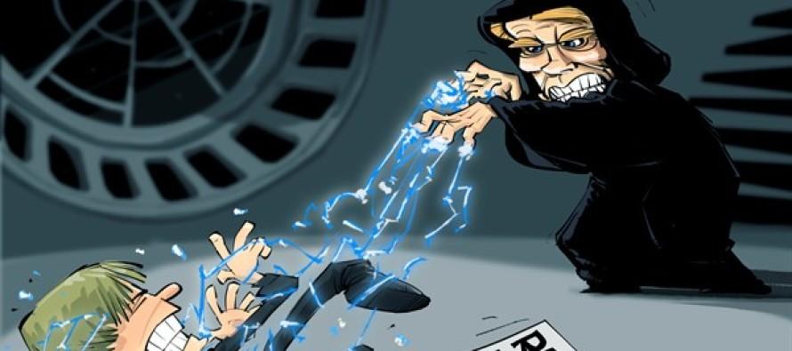 ILLINOIS Madigan on reform (Cartoon)