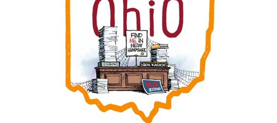 New Ohio Logo (Cartoon)