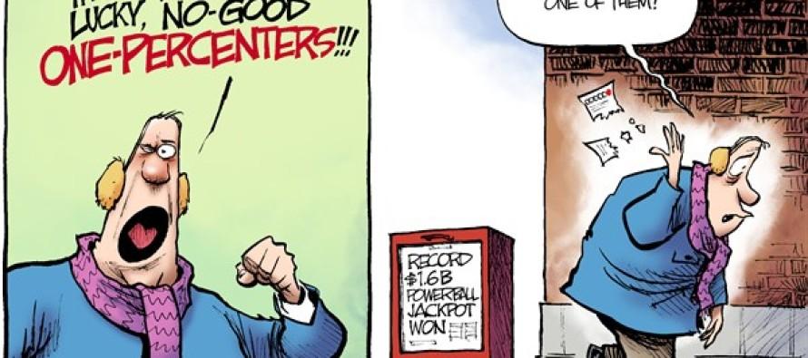 Lotto Envy (Cartoon)