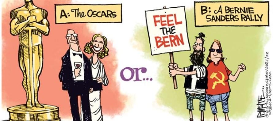 White Oscars (Cartoon)