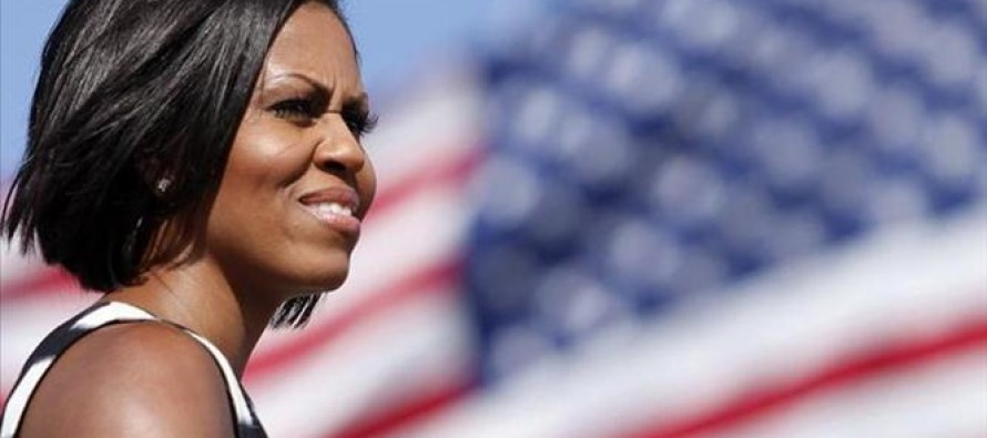 Obama Is Asked: Will The First Lady Run For President? His Response? NAUSEATING!